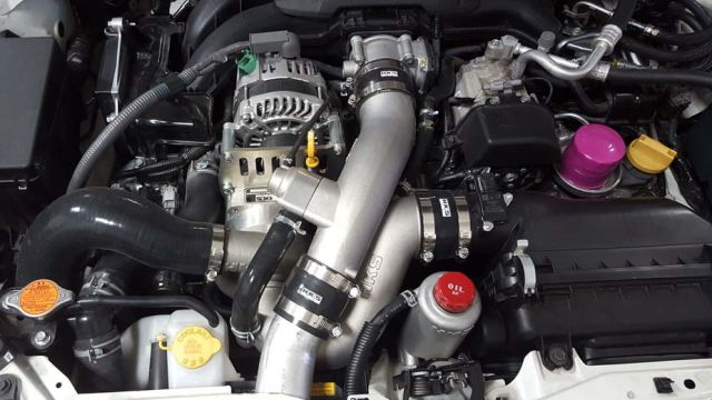 HKS Supercharger Kit
