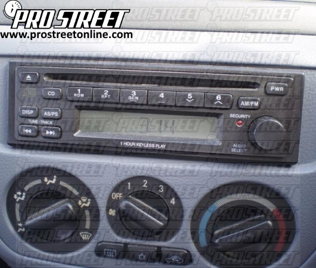 Mitsubishi Lancer Stereo Wiring Diagram - My Pro Street on