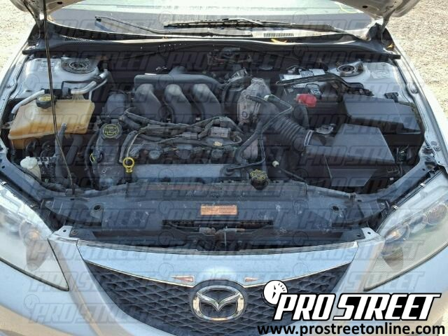 2014 Mazda 3 Bose Wiring Diagram : How to mazda 6 stereo wiring diagram my pro street