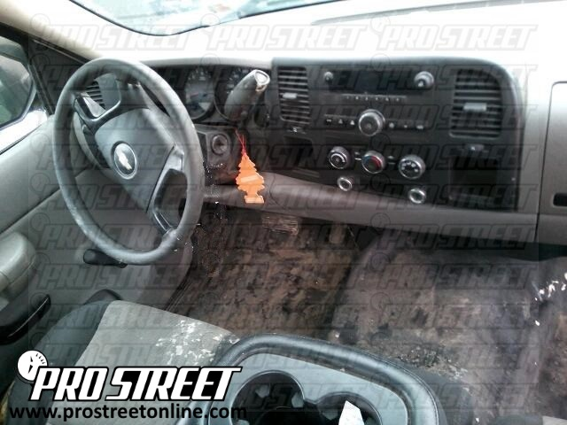 how to chevy tahoe stereo wiring diagram my pro street 2000 Chevy Silverado Wiring Diagram