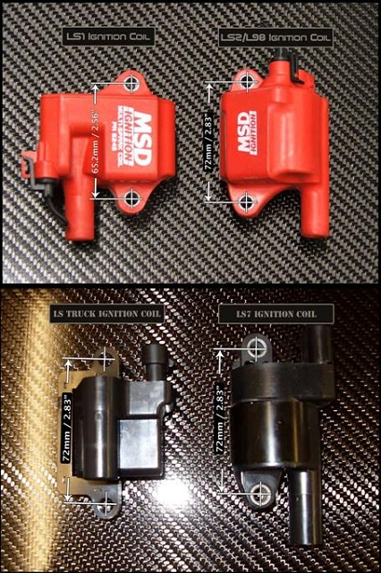 press release   new msd ls ignition coils