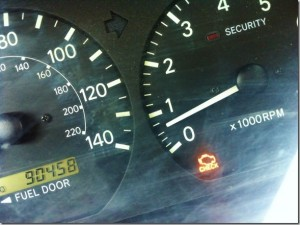 How To Reset Check Engine Light >> How To Reset Your Ford Taurus Check Engine Light