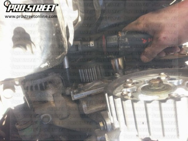 How To Change A Water Pump >> How To Change Your Acura Integra Water Pump