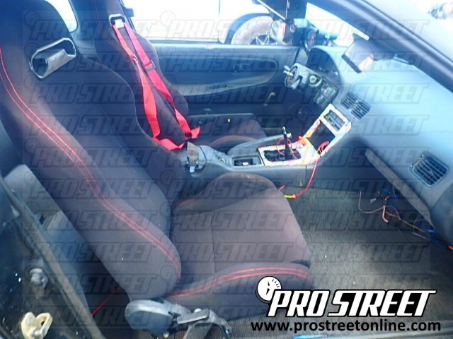 How To Nissan 240SX Stereo Wiring Diagram - My Pro StreetMy Pro Street - Pro Street Online