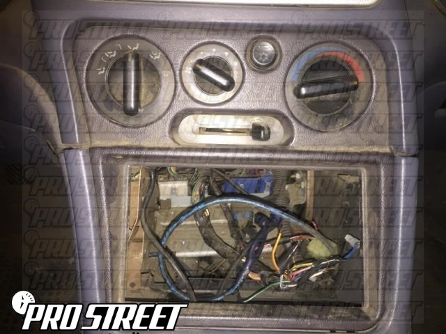 How To Mitsubishi Eclipse Stereo Wiring