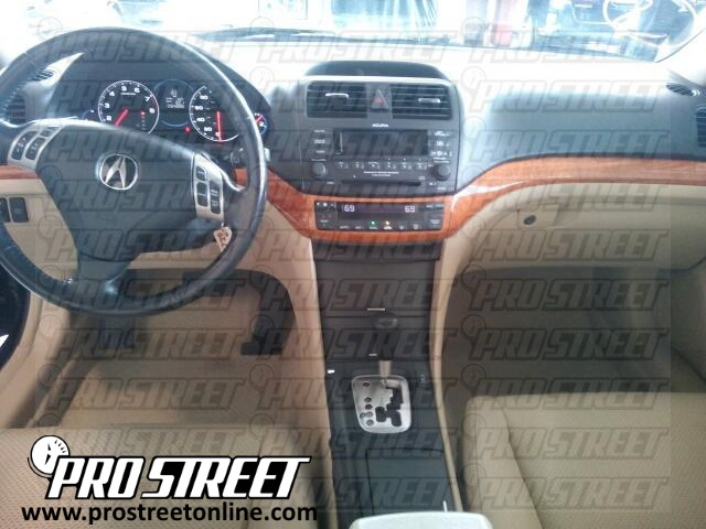 whether you are trying to finish your tsx stereo install or upgrade your  sound system, this acura