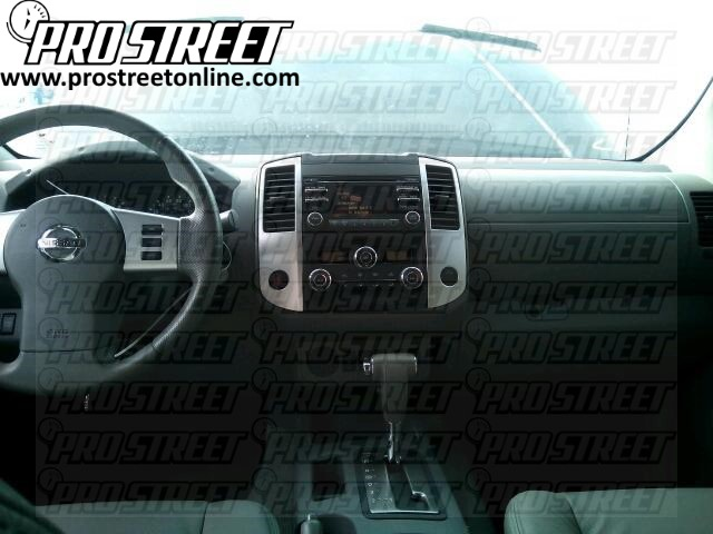 2001 Nissan Pathfinder Radio Wiring Diagram from my.prostreetonline.com