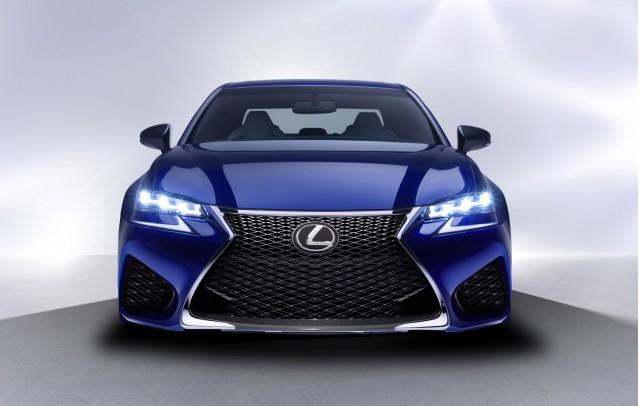 2017 Lexus Gs F Review