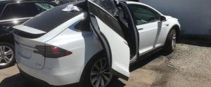 Tesla Autopilot accident