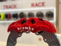 Brembo Monobloc calipers