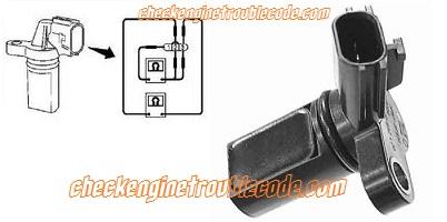 P0340 Nissan 3 5L - How To Test a Camshaft Position Sensor -
