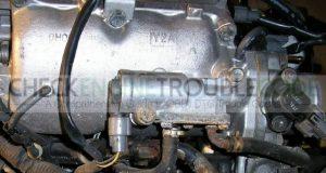 Honda P0505