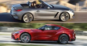 Supra vs BMW Z4