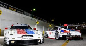 2019 Porsche 911 RSR racing