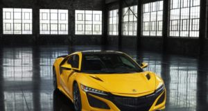 2020 Acura NSX Color