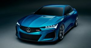 Acura Type S Concept front