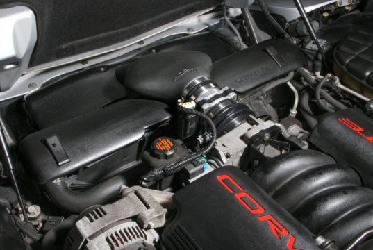 iNTECH C5 Corvette Intake Released