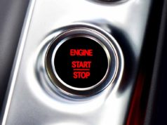 install push button starter