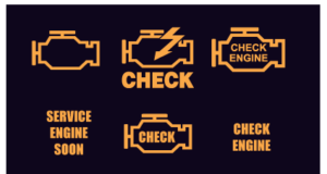 obdii check engine light