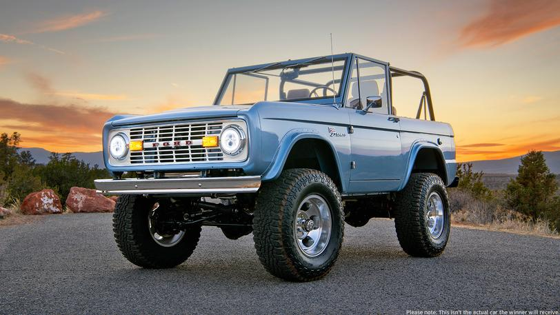 Ford Bronco Stereo Wiring Diagram